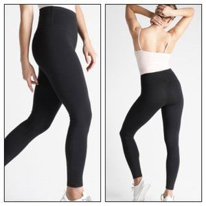 Yummie Black Stretch Shaping Ankle Length Legging